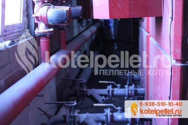 фото Пеллетный котел Ротекс Roteks-25 (Левый бункер) - Otoplenie teplits pelletami Pelletnyie kotlyi teplitsyi Krasnodarskiy kray 7 599x400