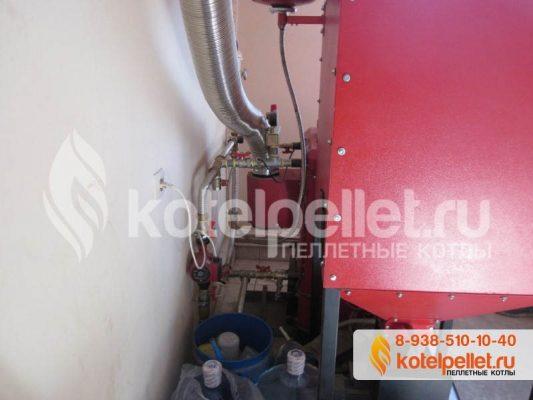 фото Пеллетный котел Ротекс Roteks-25 (Левый бункер) - Pelletnyiy kotel Roteks 15 Roteks 15 kVt Abinsk Krasnodarskiy kray 3 533x400