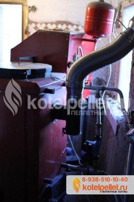 фото Частные дома - Pelletnyiy kotel Roteks 25 Roteks 25 kVt CHastnyiy dom Novorossiysk 3 267x400