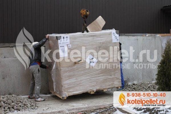 фото Наши объекты - Pelletnyiy kotel Roteks roteks 25 kVt Novorossiysk 3 600x400