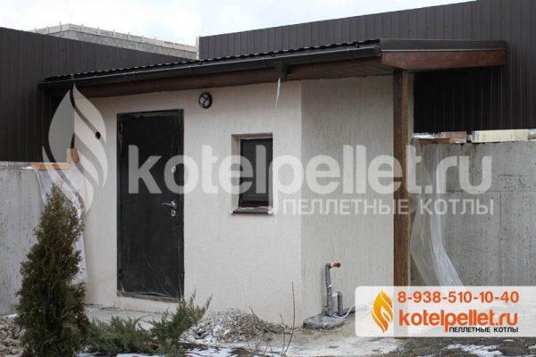фото Наши объекты - Pelletnyiy kotel Roteks roteks 25 kVt Novorossiysk 4 600x400