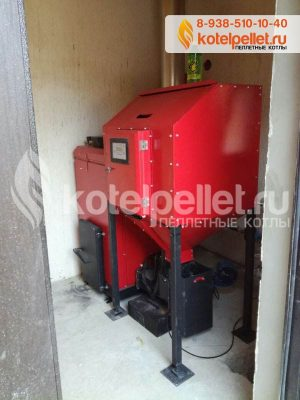 фото Наши объекты - Pelletnyiy kotel Roteks roteks 25 kVt Novorossiysk 5 300x400