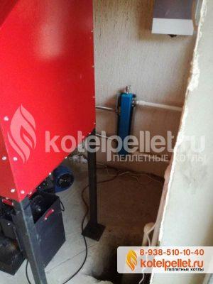 фото Наши объекты - Pelletnyiy kotel Roteks roteks 25 kVt Novorossiysk 7 300x400
