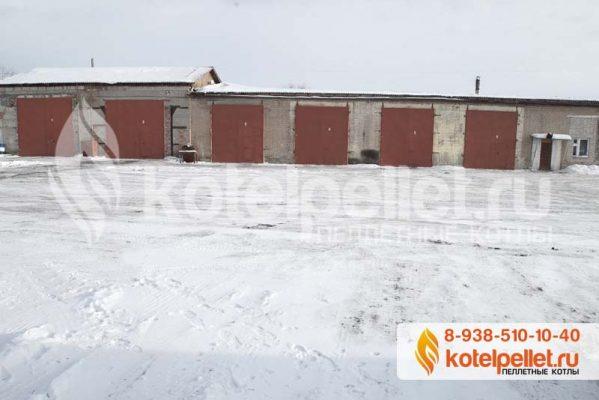 фото Отзыв на пеллетный котел Ротекс 100 (100 кВт) - Pelletnyiy kotel Roteks 100 1 599x400