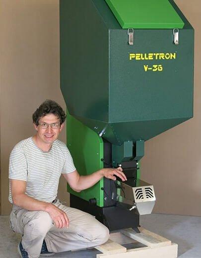 Пеллетрон (Pelletron) Vector V-36 36 кВт