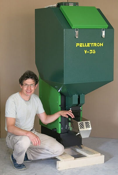 Pelletron Vector V-36