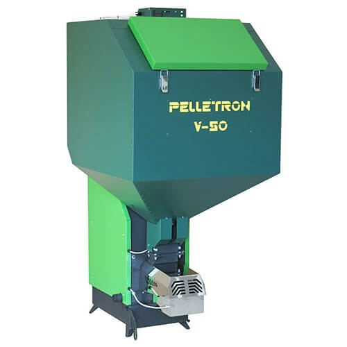 Пеллетрон (Pelletron) Vector V-50 50 кВт