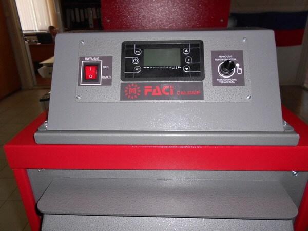 Пеллетный котел Faci-15-20-26