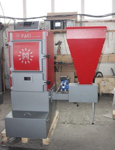 Фачи (Faci) Faci-51 51 кВт