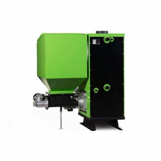 Автоматизированный пеллетный котел Pelletor ECO 15
