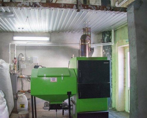 фото Pelletor ECO-25 25 кВт - Kotelpellet Pelletnyiy kotel Pelletor 2 2 498x400