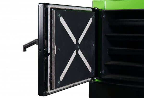 фото Pelletor ECO-150 150 кВт - Vnutrennosti avtomatizirovannogo pelletnogo kotla Pelletor 1