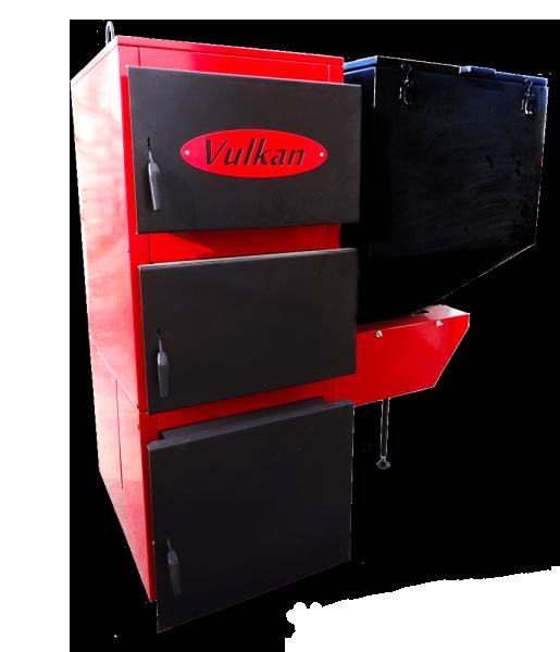 фото Пеллетный котел Вулкан (Vulkan) EKO-MAX 133 - vulkan eko max 3
